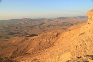 Cratère de Mitzpe Ramon